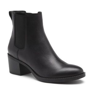 G.H. BASS & CO: Grayden Leather Waterproof Bootie